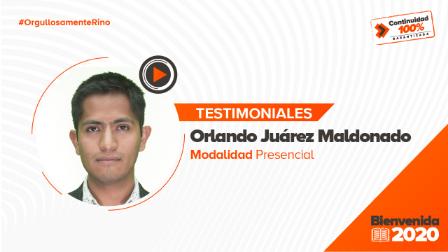 Testimoniales Orlando