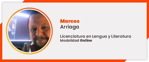Marcos Arriaga