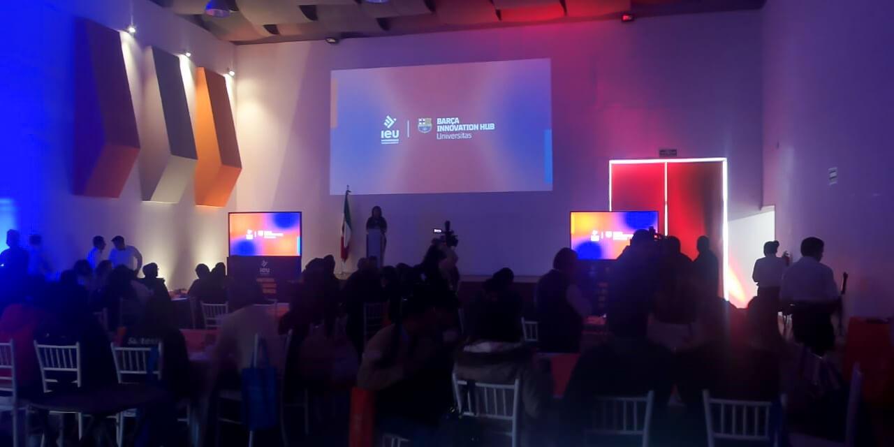 Universidad Ieu Alianza Exclusiva Con Barça Innovation Hub