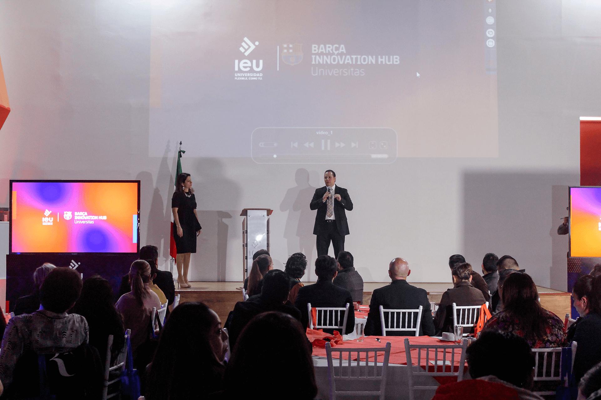 Universidad Ieu Alianza Exclusiva Con Barça Innovation Hub 03