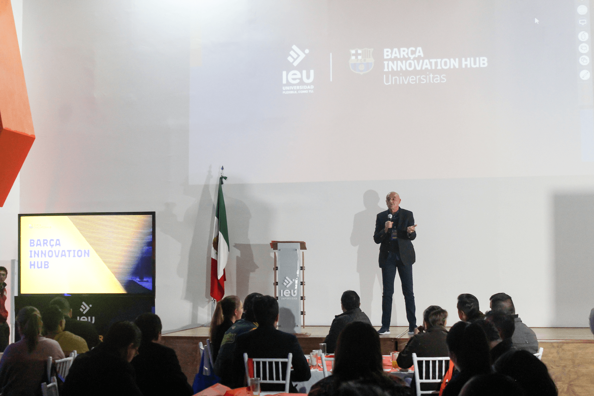 Universidad Ieu Alianza Exclusiva Con Barça Innovation Hub 04