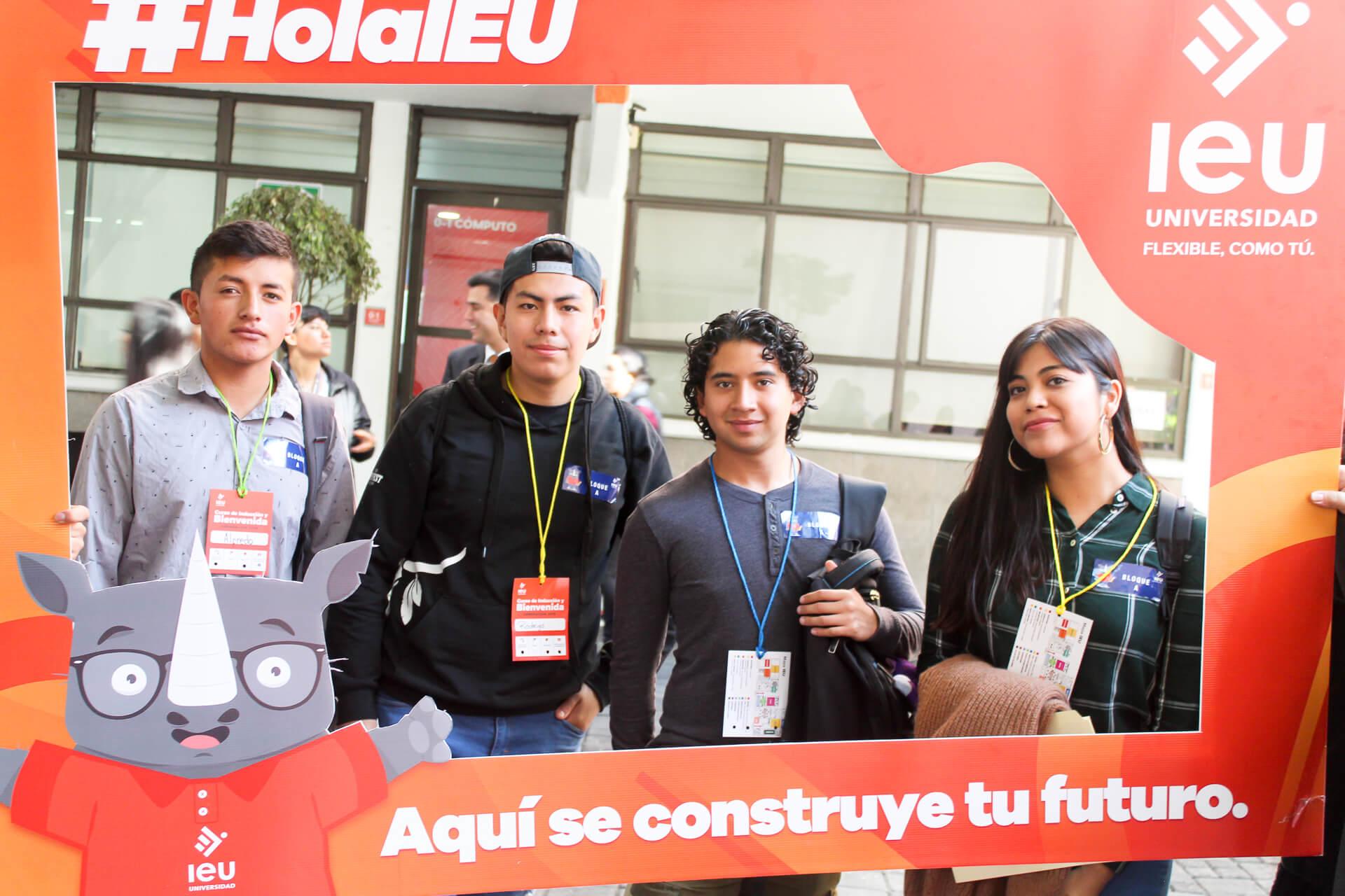 Universidad Ieu Da La Bienvenida A Más De 1200 Alumnos De Licenciaturas 02
