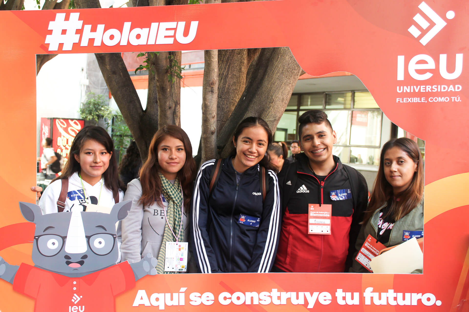 Universidad Ieu Da La Bienvenida A Más De 1200 Alumnos De Licenciaturas 03