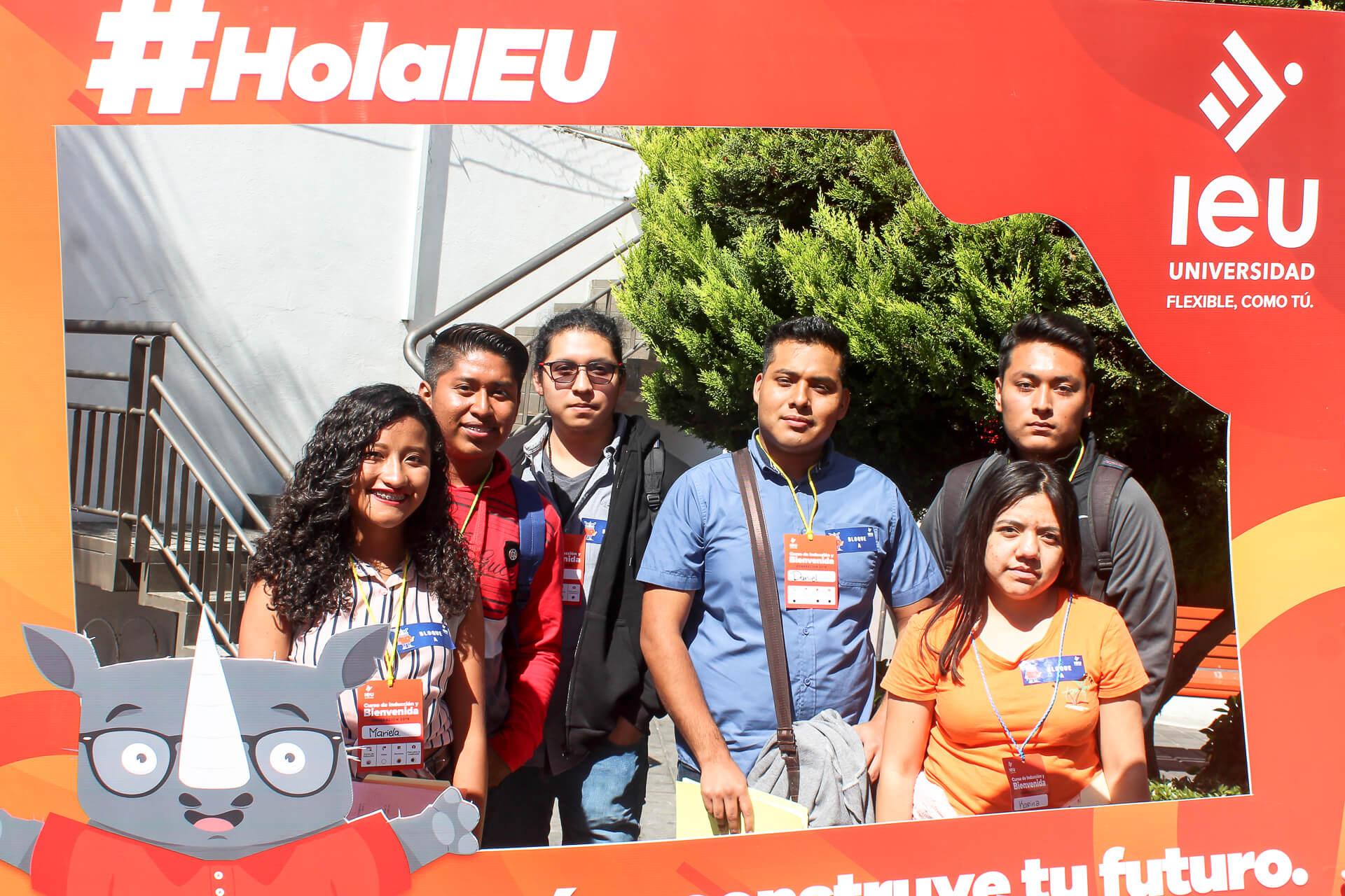 Universidad Ieu Da La Bienvenida A Más De 1200 Alumnos De Licenciaturas 04