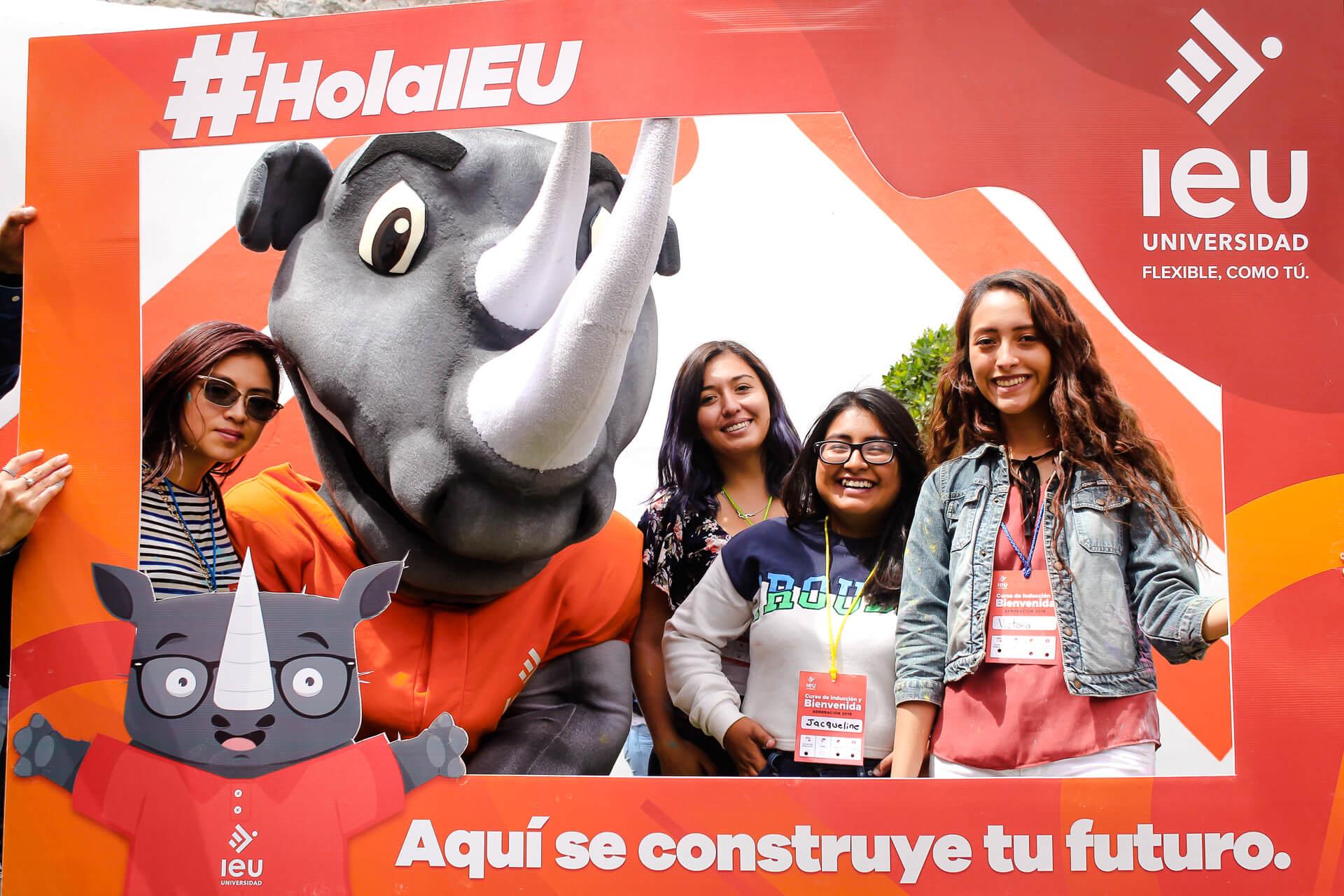 Universidad Ieu Da La Bienvenida A Más De 1200 Alumnos De Licenciaturas 14