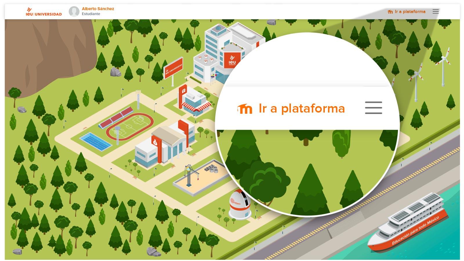 Entrar A Plataforma Campus Virtual Universidad Ieu