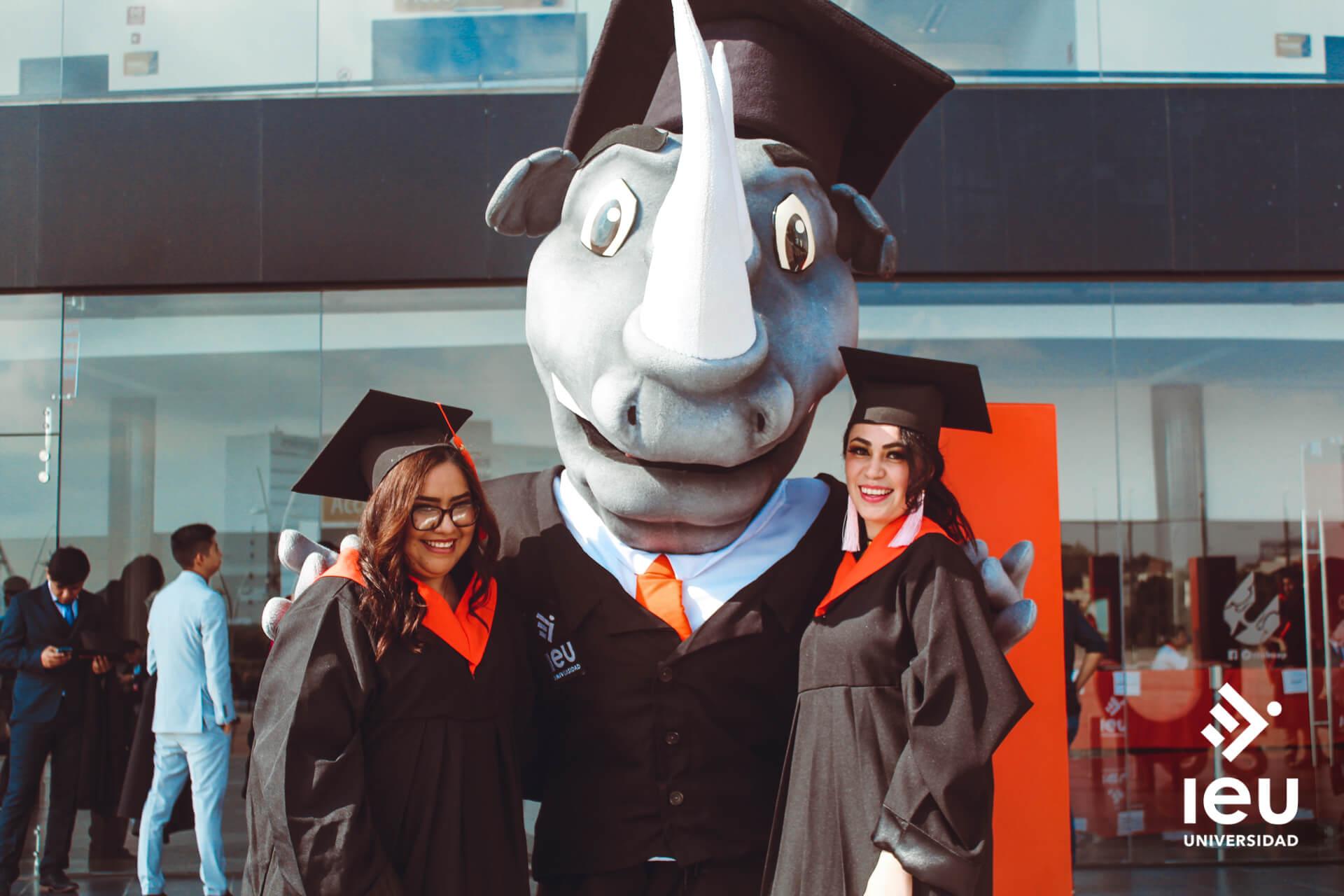 Universidad Ieu Graduacion 2019 1