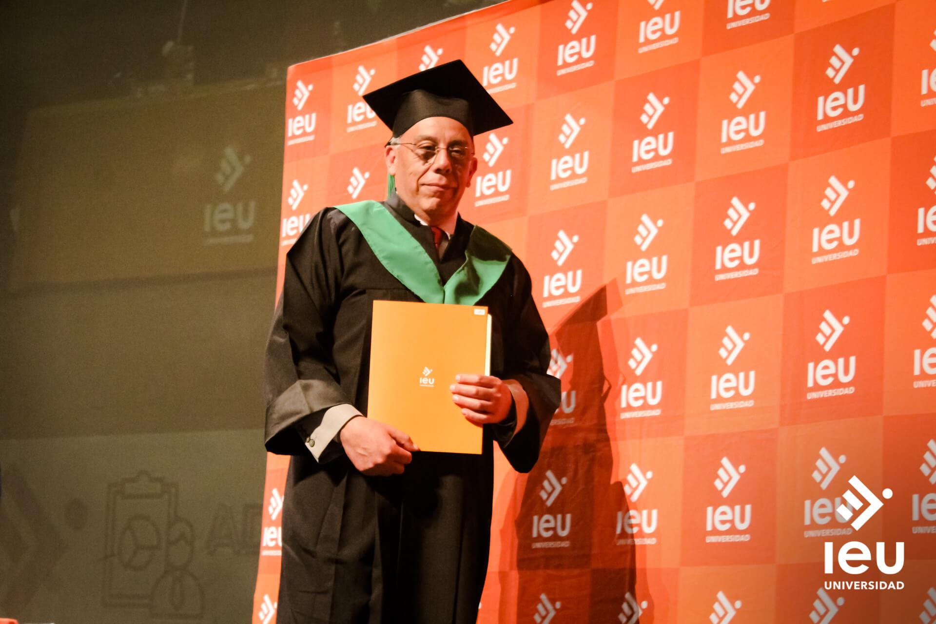 Universidad Ieu Graduacion 2019 13