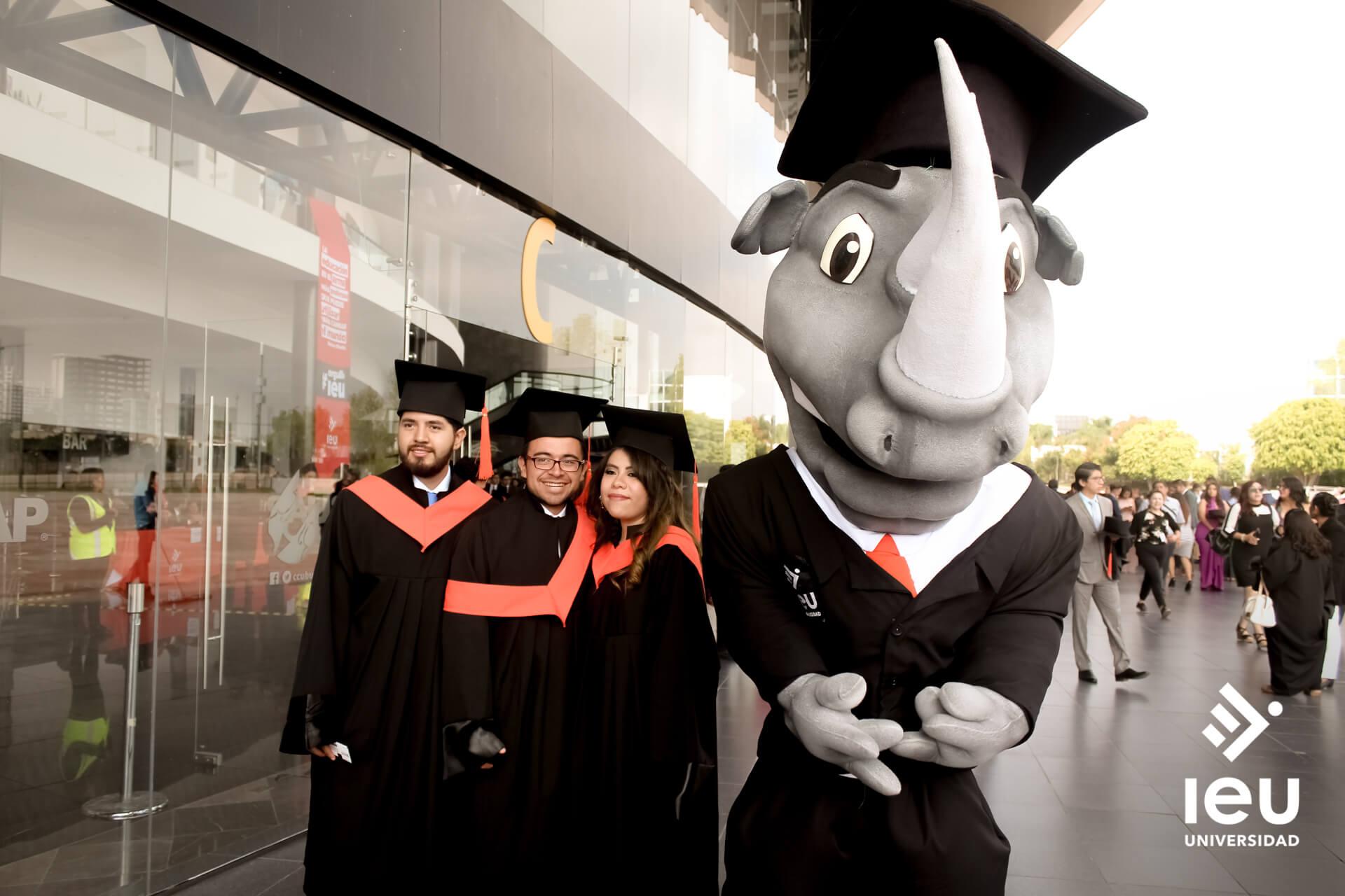 Universidad Ieu Graduacion 2019 2