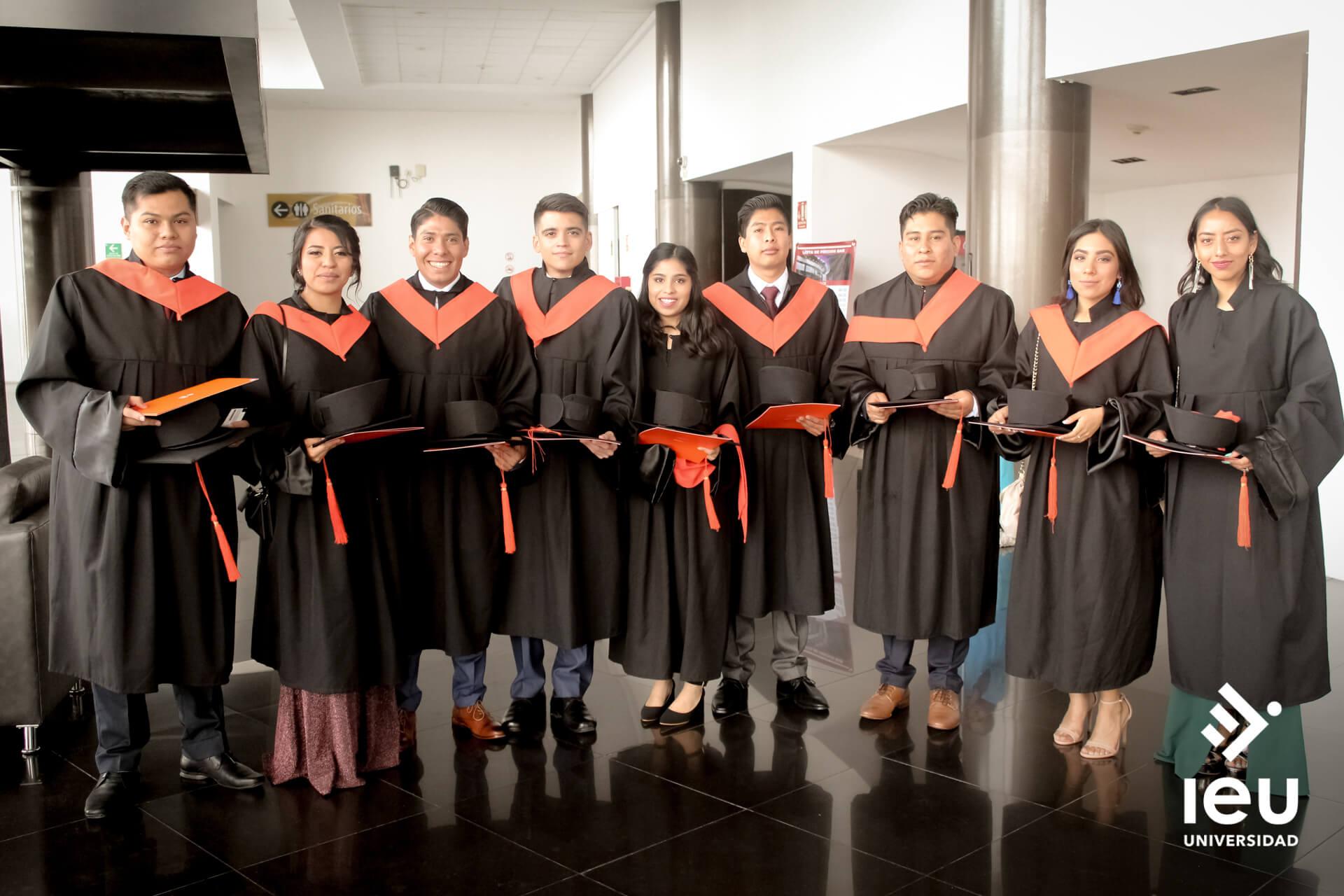 Universidad Ieu Graduacion 2019 6