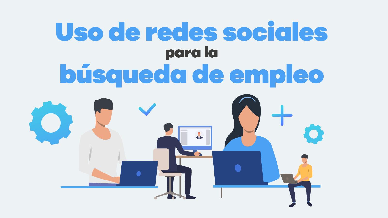 uso de redes sociales para la búsqueda de empleo 02
